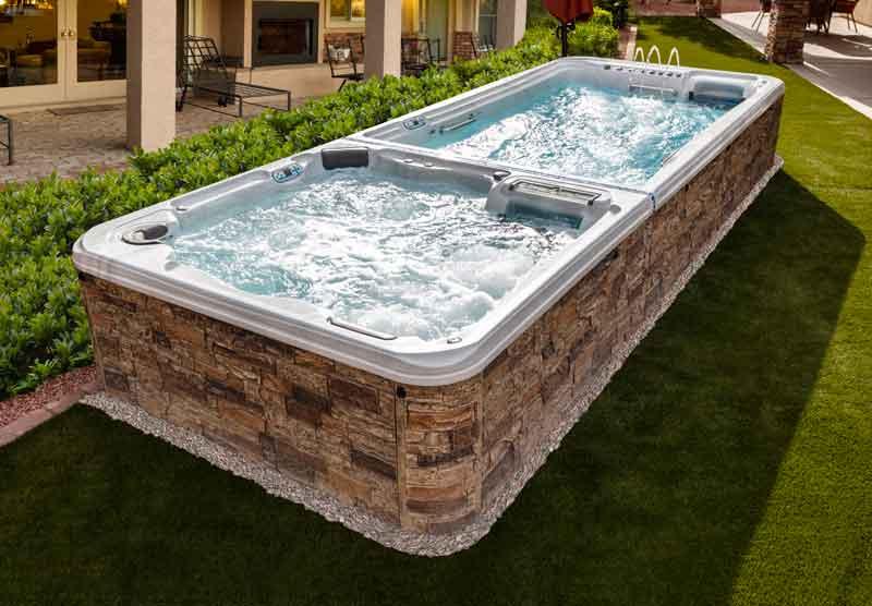 TidalFit Swim Spas & Hot Tubs